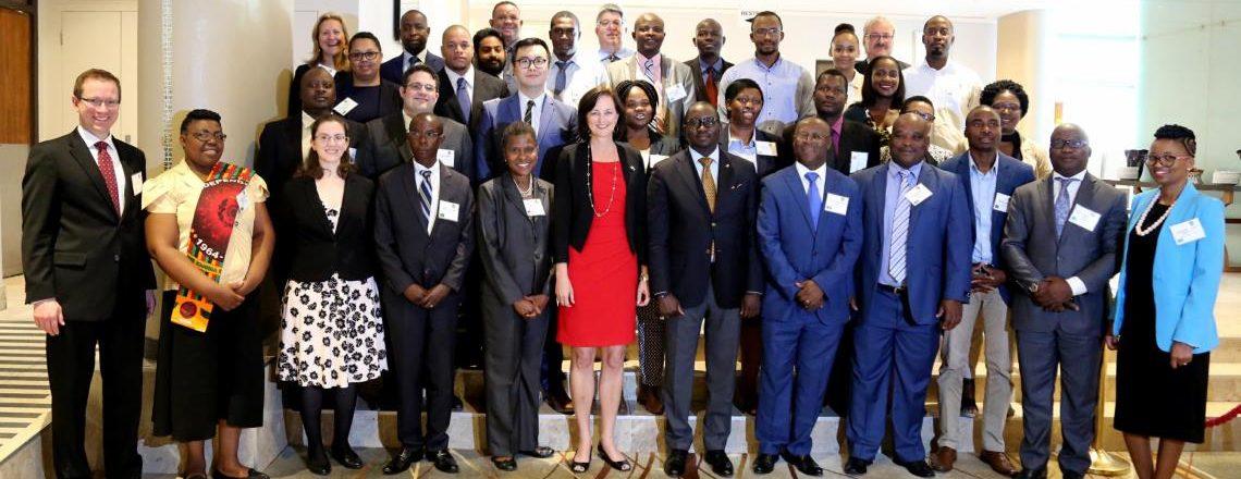U.S. Embassy Windhoek Hosts Cybercrime Workshop
